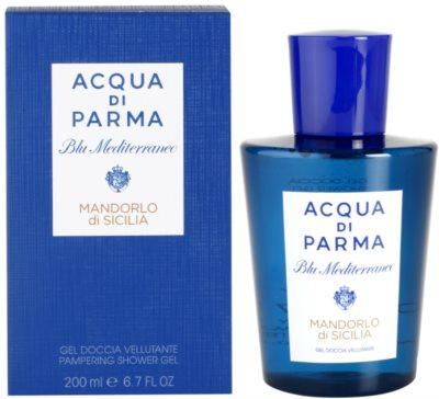 Acqua di Parma Blu Mediterraneo Mandorlo di Sicilia гель для душу унісекс