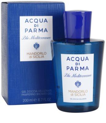 Acqua di Parma Blu Mediterraneo Mandorlo di Sicilia gel de duche unissexo 1