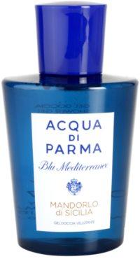 Acqua di Parma Blu Mediterraneo Mandorlo di Sicilia гель для душу унісекс 2