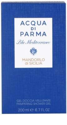 Acqua di Parma Blu Mediterraneo Mandorlo di Sicilia gel de duche unissexo 3