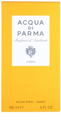 Acqua di Parma Ambra bytový sprej 4