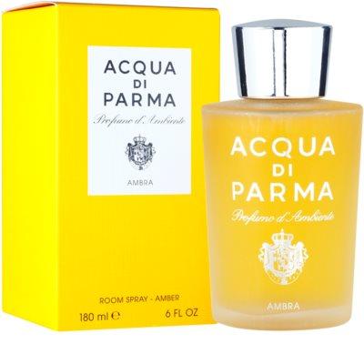 Acqua di Parma Ambra bytový sprej 1