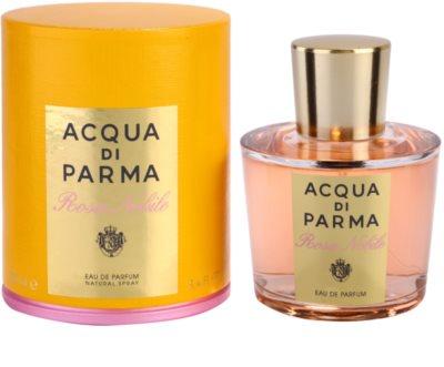 Acqua di Parma Rosa Nobile eau de parfum nőknek