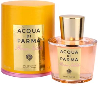 Acqua di Parma Rosa Nobile eau de parfum nőknek 1