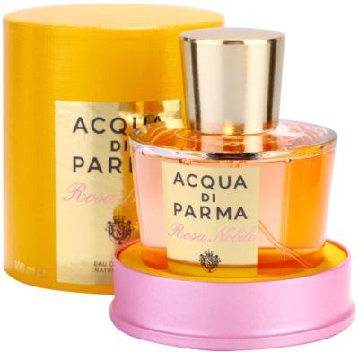 Acqua di Parma Rosa Nobile eau de parfum nőknek 4