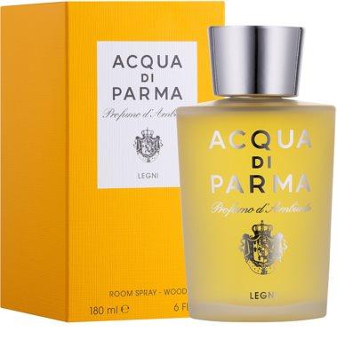 Acqua di Parma Wood bytový sprej 1