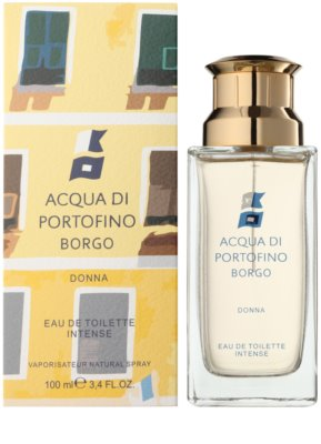 Acqua di Portofino Borgo eau de toilette nőknek