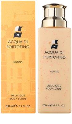 Acqua di Portofino Donna tělový peeling pro ženy
