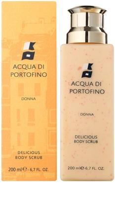 Acqua di Portofino Donna testpeeling nőknek