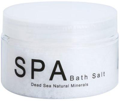 Adi Beauty Bath Salt Natural koupelová sůl s minerály z Mrtvého moře