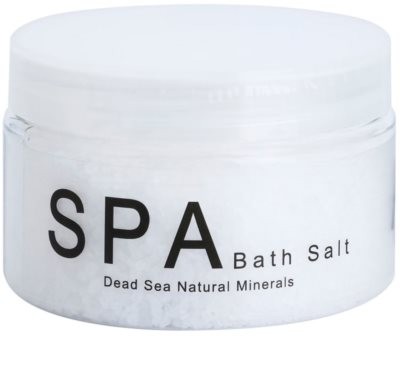 Adi Beauty Bath Salt Natural soľ do kúpeľa s minerálmi z Mŕtveho mora