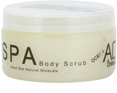 Adi Beauty Body Care Ocean exfoliante corporal con minerales del Mar Muerto