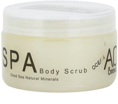 Adi Beauty Body Care Ocean пилинг за тяло с минерали от Мъртво море