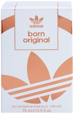 Adidas Originals Born Original Eau de Parfum für Damen 3