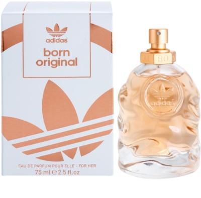 Adidas Originals Born Original Eau de Parfum para mulheres