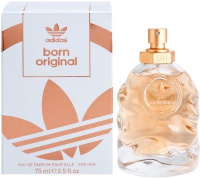 Adidas Originals Born Original woda perfumowana dla kobiet