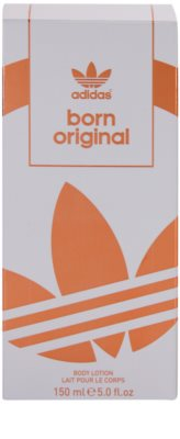 Adidas Originals Born Original tělové mléko pro ženy 2