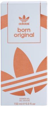 Adidas Originals Born Original sprchový gél pre ženy 2