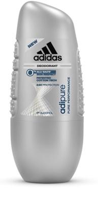 Adidas Adipure desodorante roll-on para hombre