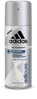 Adidas Adipure deodorant Spray para homens