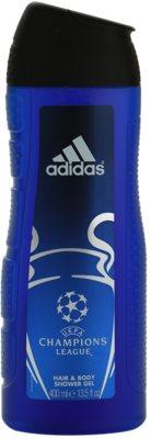 Adidas UEFA Champions League gel de ducha para hombre