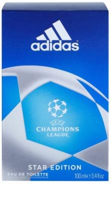 Adidas Champions League Star Edition Eau de Toilette pentru barbati 4