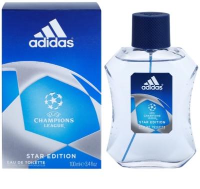 Adidas Champions League Star Edition Eau de Toilette para homens