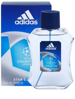 Adidas Champions League Star Edition Eau de Toilette für Herren 1