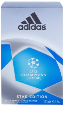 Adidas Champions League Star Edition after shave pentru barbati 2