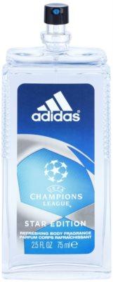 Adidas Champions League Star Edition dezodorant z atomizerem dla mężczyzn 1
