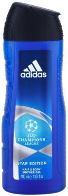 Adidas Champions League Star Edition gel de duche para homens