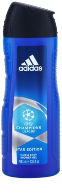 Adidas Champions League Star Edition Shower Gel for Men