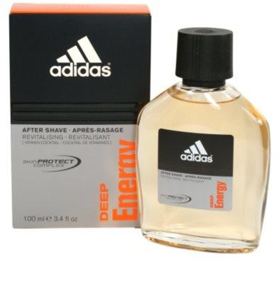 Adidas Deep Energy After Shave für Herren