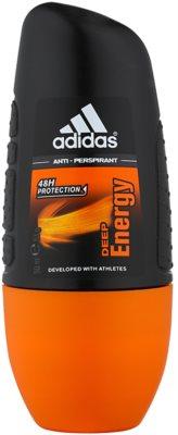 Adidas Deep Energy дезодорант кульковий для чоловіків