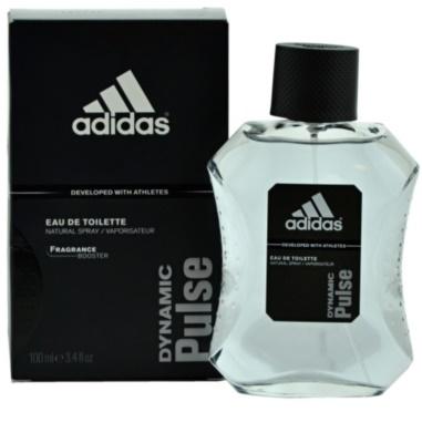 Adidas Dynamic Pulse туалетна вода для чоловіків