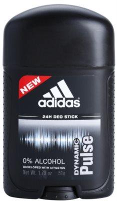 Adidas Dynamic Pulse desodorizante em stick para homens