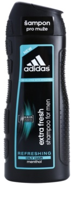 Adidas Extra Fresh frissítő sampon zsíros hajra