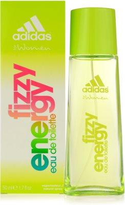 Adidas Fizzy Energy Eau de Toilette für Damen