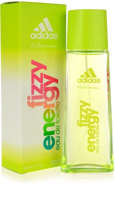 Adidas Fizzy Energy eau de toilette para mujer 1