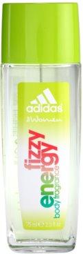 Adidas Fizzy Energy dezodorant z atomizerem dla kobiet