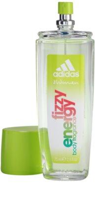 Adidas Fizzy Energy desodorante con pulverizador para mujer 1