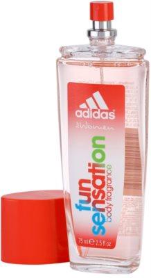 Adidas Fun Sensation Deodorant spray pentru femei 1
