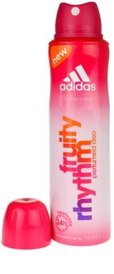 Adidas Fruity Rhythm deospray pentru femei 1