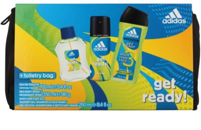 Adidas Get Ready! zestaw upominkowy 6