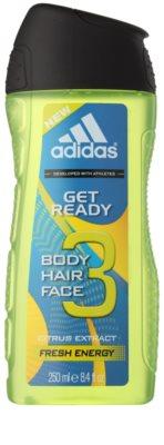 Adidas Get Ready! zestaw upominkowy 4