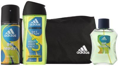 Adidas Get Ready! coffret presente