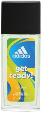 Adidas Get Ready! Deodorant spray pentru barbati