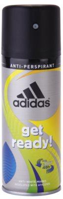 Adidas Get Ready! deospray pre mužov