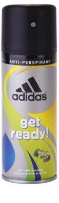 Adidas Get Ready! dezodorant w sprayu dla mężczyzn