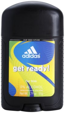 Adidas Get Ready! dezodorant w sztyfcie dla mężczyzn